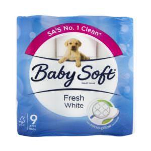Tissues & Toilet Paper