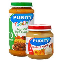 Baby Food Formula & Beverages
