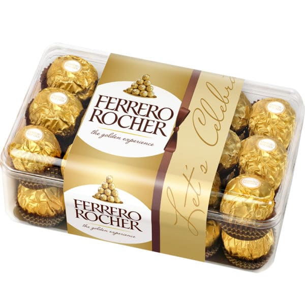 Ferrero Rocher Box Chocolate 375g