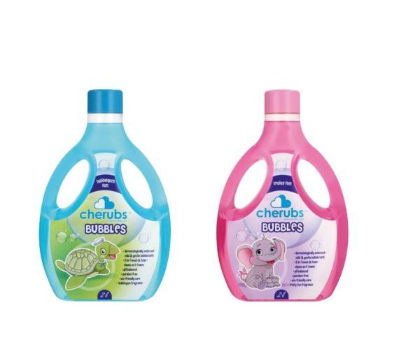 Cherubs kids bubble bath (All variants) 2l